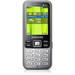 Unlocking by code Samsung C3322