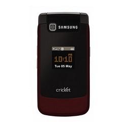Unlocking by code Samsung MyShot II