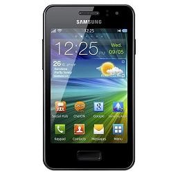 Unlocking by code Samsung Wave 725