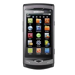 Unlocking by code Samsung S8500 Wave