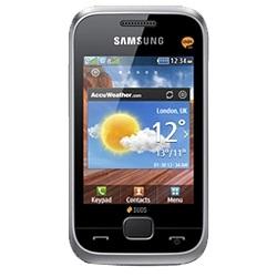 Unlocking by code Samsung GT C3312