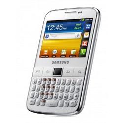 Unlocking by code Samsung Galaxy Y Pro B5510