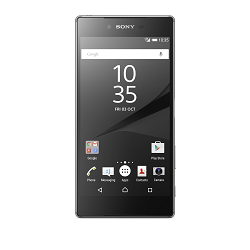 Unlocking by code Sony Xperia Z5 Premium