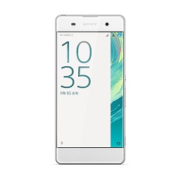 Unlocking by code Sony Xperia XA Dual