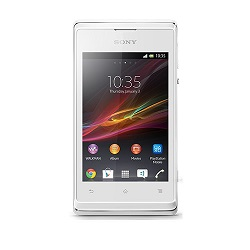 Unlocking by code Sony Xperia C1505