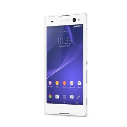 Unlocking by code Sony Xperia C3