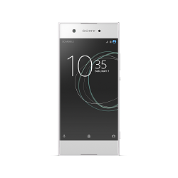 Unlocking by code Sony Xperia XA1