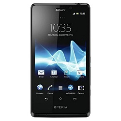 Unlocking by code Sony LT30AT