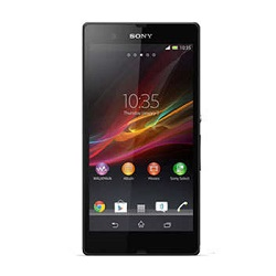 Unlocking by code Sony Xperia Z