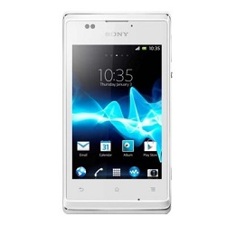 Unlocking by code Sony Xperia E dual