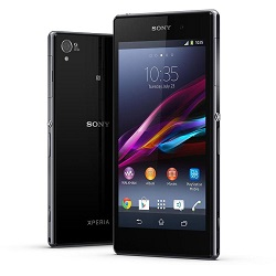 Unlocking by code Sony Xperia Z1