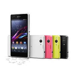 Unlocking by code Sony Xperia Z1 mini