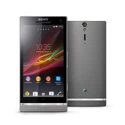 Unlocking by code Sony Xperia SL