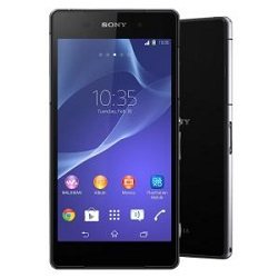 Unlocking by code Sony Xperia Z2