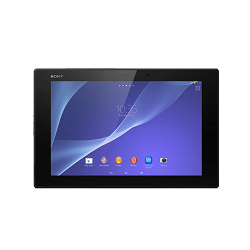 How to unlock Sony Xperia Z2 Tablet