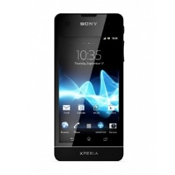 Unlocking by code Sony Xperia SX