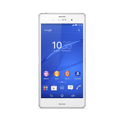 How to unlock Sony Xperia Z3