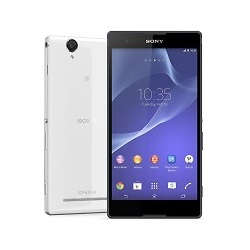 Unlocking by code Sony T2 Ultra