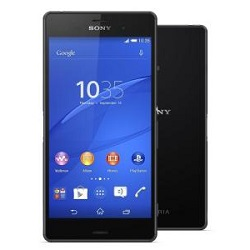 Unlocking by code Sony Xperia Z3 Dual