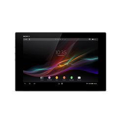 Unlocking by code Sony Xperia Tablet Z SO-03E