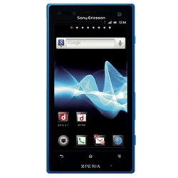Unlocking by code Sony Xperia acro HD SO-03D