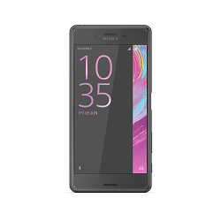 Unlocking by code Sony Xperia X Performance