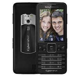 Unlocking by code Sony-Ericsson C901