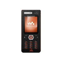 Unlocking by code Sony-Ericsson W880