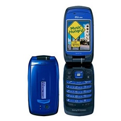 Unlocking by code Sony-Ericsson W41S