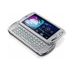Unlocking by code Sony-Ericsson Xperia Pro