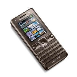 Unlocking by code Sony-Ericsson K770i