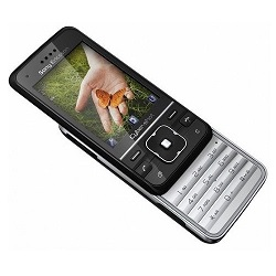 Unlocking by code Sony-Ericsson C903
