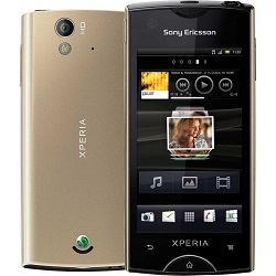 Unlocking by code Sony-Ericsson Xperia Ray