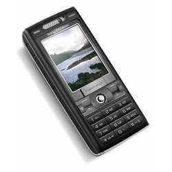 Unlocking by code Sony-Ericsson K800