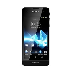 Unlocking by code Sony-Ericsson Xperia SX