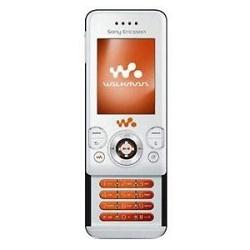 Unlocking by code Sony-Ericsson W580