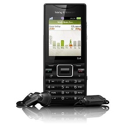 Unlocking by code Sony-Ericsson J10i2