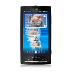 Unlocking by code Sony-Ericsson Xperia X10