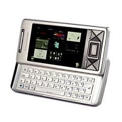 Unlocking by code Sony-Ericsson X1