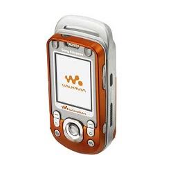Unlocking by code Sony-Ericsson W600