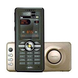 Unlocking by code Sony-Ericsson R300