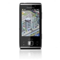 Unlocking by code Sony-Ericsson X2