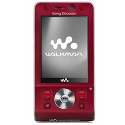 Unlocking by code Sony-Ericsson W908c