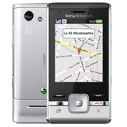 Unlocking by code Sony-Ericsson T715