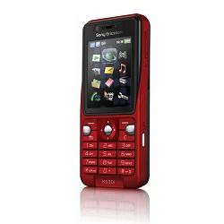 Unlocking by code Sony-Ericsson K530