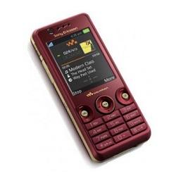 Unlocking by code Sony-Ericsson W660