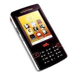 Unlocking by code Sony-Ericsson W950