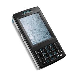 Unlocking by code Sony-Ericsson M600