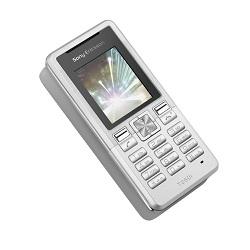 Unlocking by code Sony-Ericsson T250