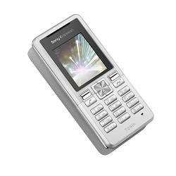 Unlocking by code Sony-Ericsson T258c